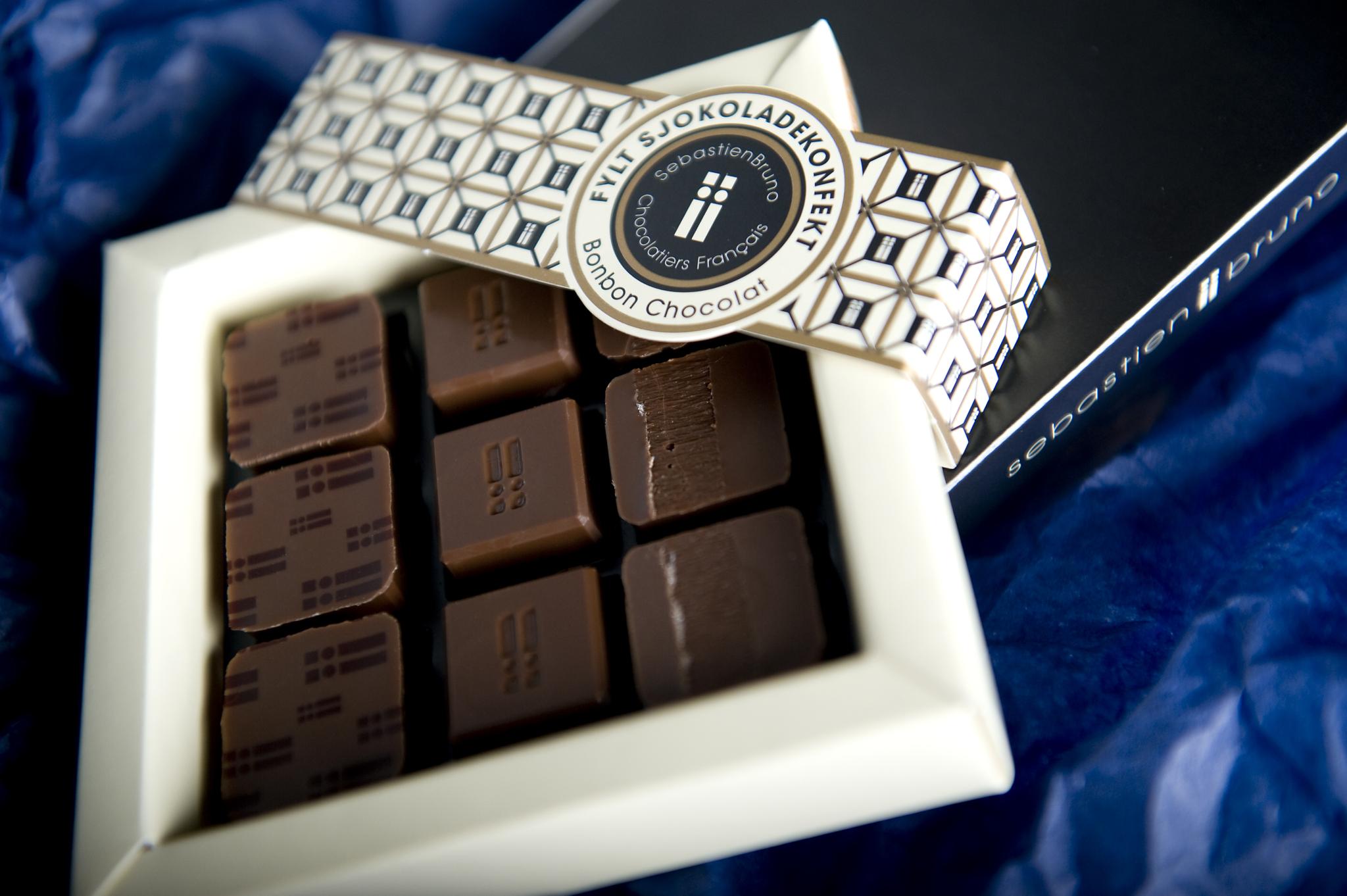 Produkt – Sjokolade