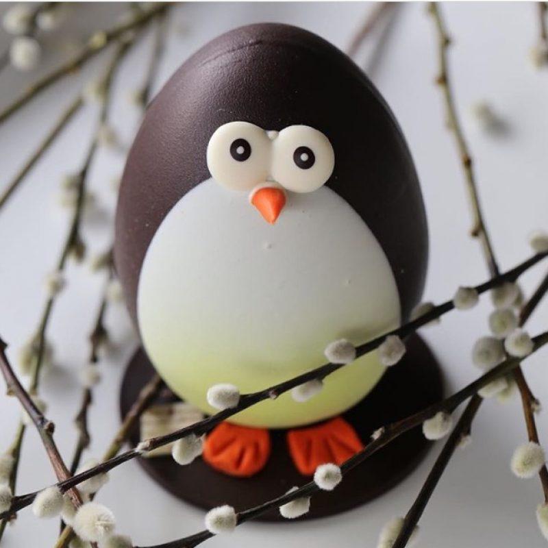Påske pingvin